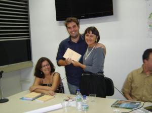 Lançamento do Livro Professora Doutora Simone Fadel.