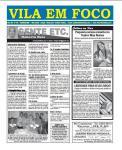 Reportagem Jornal Vila em Foco
